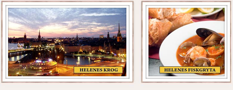 Welcome to Helenes Krog in Stockholm